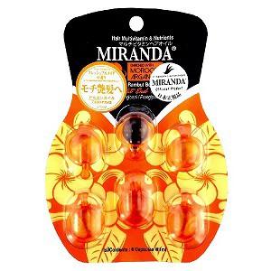 MIRANDA バリスタイルヘアオイル オレンジ〔ヘアオイル〕 バリスタイルヘアオイル(オレン