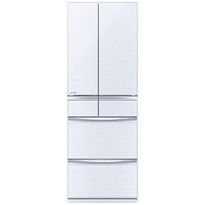 【完売】  三菱 MITSUBISHI 6ドア冷蔵庫 MXシリーズ (フレンチドアタイプ /503L) MR-MX50F-W(標準設置無料), プレシャスランド:15bbd67c --- united.m-e-t-gmbh.de