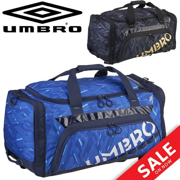 ボストンバッグ メンズ レディース アンブロ umbro 2WAYバックパックL 約64L スポーツバッグ 大容量 部活 遠征 合宿 鞄 シューズ・ボール au Wowma!(ワウマ)