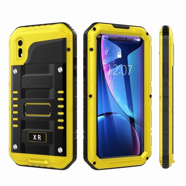 e821346217 スマホ 防水ケース iphone xr ケース iphone xs max 携帯防水ケース アイフォンx r 金属ケース