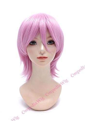 【即納】アレンジショート フェアリーピンク ショート コスプレウィッグ コスプレ ウィッグ wig コスウィッグ 耐熱