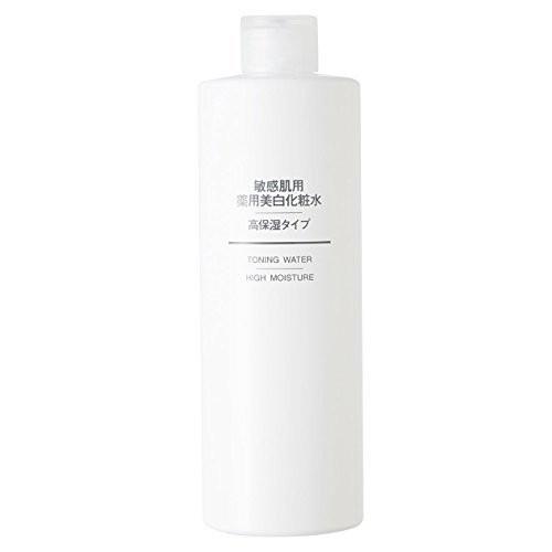 無印良品 敏感肌用薬用美白化粧水・高保湿タイプ(大容量) (新)400ml au Wowma!(ワウマ)