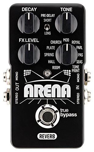 品質満点! 【送料無料】【tc electronic Arena Reverb ギターエフェクター】 b007traic2, ガモウグン 468e4733
