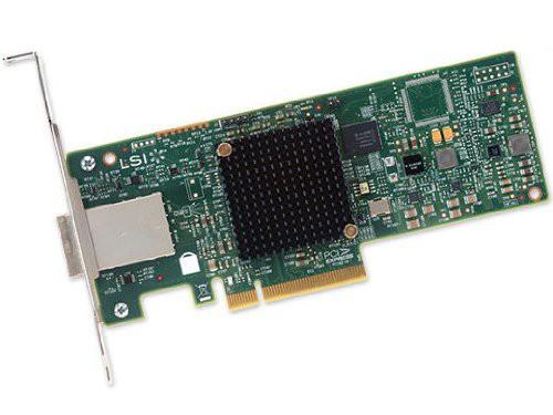 【★超目玉】 【送料無料】【LSIロジック 外部8ポートHBA / PCIEx8(3.0) SGL】 LSI00343 SATA/SAS6Gb/s b00dsur SAS LSI 9300-8e-その他パソコン・PC周辺機器