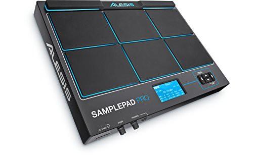 【最安値挑戦】 【送料無料】【Alesis サンプリングパッド 8パッド MIDI端子 SDカード対応 SamplePad Pro】 b00ioqadyu, MilkyFace f7c4683f