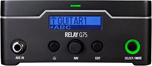 品質のいい 【送料無料】【Line 6 ギターワイヤレス 16ch 2.4GHz Relay G75】 b00smkn2q4, HoneyBoo(ハニーブー) dce8c090