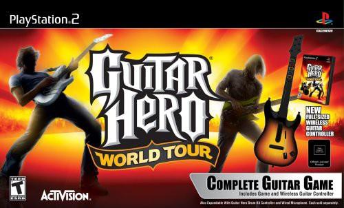 2019春大特価セール! 【送料無料】【PS2 Guitar Hero World Tour Guitar Kit (輸入版)】 b001abn85c, 家具のファンタス 09f38718