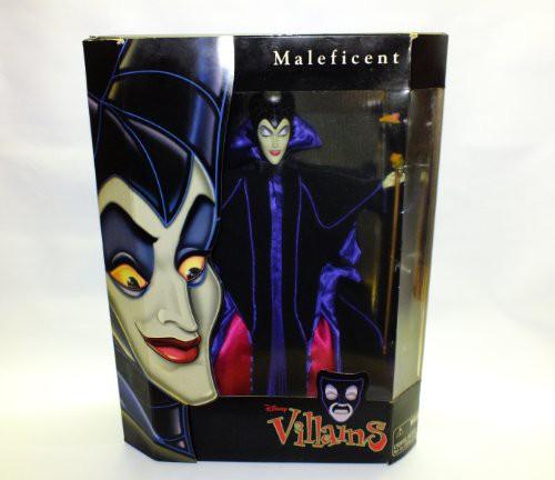 【特別訳あり特価】 Size Sleeping Doll by Maleficent Doll) (Barbie Evil 【送料無料】【Disney MALEFICENT Beauty Villains Queen Barbie】 b-おもちゃ