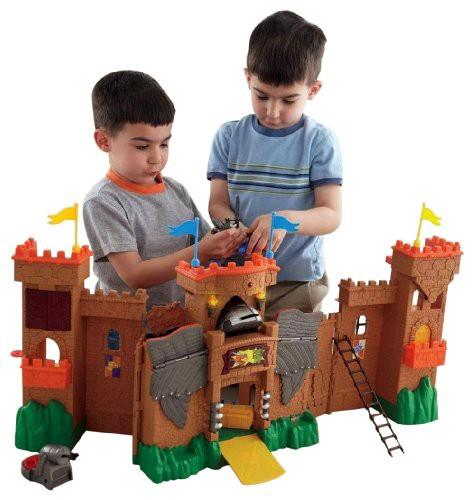 激安価格の 【送料無料】【フィッシャープライスImaginextイーグルタロン城 【並行輸入品】】-おもちゃ
