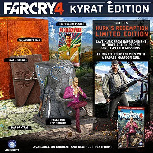 春早割 【送料無料】【Far Cry 4 Collectors Edition-Nla】 b00kq2zelc, オオシマグン 02b0de6b