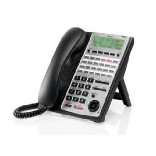 【レビューを書けば送料当店負担】 NEC】 (BK) Tel 【NEC Button IP by b00iao94tg / NEC-1100161 / Full-Duplex SL1100 24-その他家電