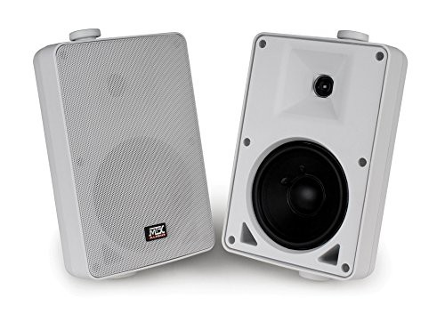 【超歓迎】 【MTX AW52WH 5.25 2-Way All-Weather Speakers (White) by MTX】 b00ngywsx4, 新旭町 48e929e7