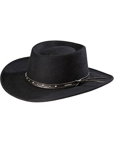 【特別セール品】 【Stetson ブラック】 HAT メンズ US サイズ: Small カラー: メンズ ブラック カラー:】 b00e0n2pgu, 炭専門店 オガ炭 備長炭 七輪 薪:11317bbd --- kzdic.de