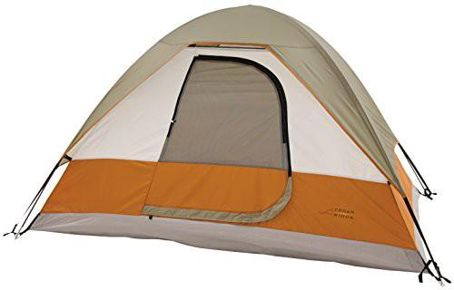 【未使用品】 【Cedar Ridge Rimrock 3 Tent (7 x 7-Feet x 6-Inch) by Cedar Ridge】 b007g4ld54, オゴオリシ 9945cdbd