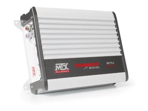 【はこぽす対応商品】 【MTX Audio WET75.2 WET75.2 200W RMS 2-Channel Class A/B【MTX Class Marine Amplifier by MTX】 b00iykc04w, ニシタマグン:62b190ff --- schongauer-volksfest.de
