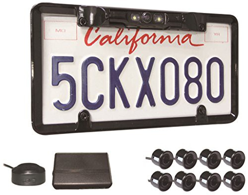 【大放出セール】 【Boyo VTL300CLPBL 8 Full Boyo】 Plate and LED, VTL300CLPBL 8 Sensors (Chrome) by Boyo】 b00mngi3lw, マエテン:18f3c941 --- schongauer-volksfest.de