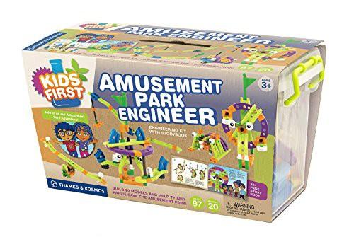 【在庫限り】 Engineer [並行輸入品]】 Amusement Kit b00tf8zfye 【[キッズファースト]Kids First 567008 Park-おもちゃ