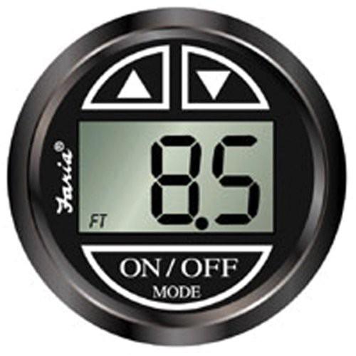 2019最新のスタイル 【Faria 13751 Chesapeake Black Depth Sounder with In-Hull Transducer by Faria】 b001eydszu, 新規購入 694af4db