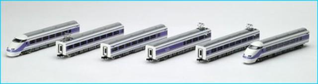 最新人気 92846 (雅カラー)セット 東武100系スペーシア トミーテック 92846 Nゲージ / TOMIX-鉄道模型