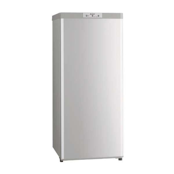 ずっと気になってた 三菱 MF-U12D-S 1ドア冷凍庫 MF-U12D-S 三菱 右開きタイプ 1ドア冷凍庫 121L, 赤や(インテリア家具通販):7f25be5c --- salsathekas.de