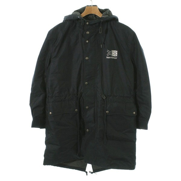 いいスタイル メンズ サイズ:S WATANABE JUNYA 色:紺系x黒系 コート MAN / ジュンヤワタナベマン-ジャケット・アウター