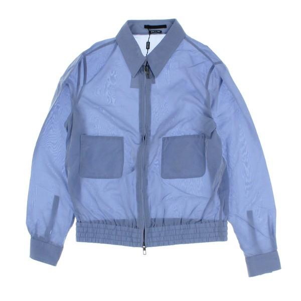 品質のいい 色:青系 メンズ ジョルジオアルマーニ / GIORGIO サイズ:54(XL位) ブルゾン ARMANI-ジャケット・アウター