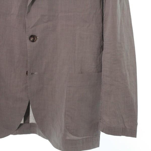 e6acdb1cd3406b MACKINTOSH LONDON / マッキントッシュ ロンドン メンズ ジャケット 色:グレーベージュ系(ストライプ) サイズ