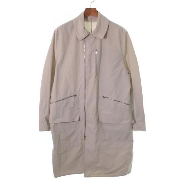 大人気定番商品 サイズ:46(M位) エルメス コート / 色:ベージュ系 HERMES メンズ-ジャケット・アウター