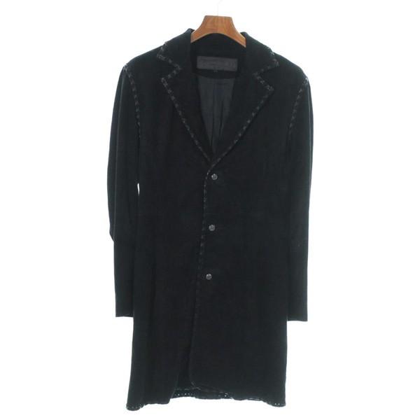 【公式ショップ】 色:黒 HEARTS コート / CHROME クロムハーツ メンズ サイズ:M-ジャケット・アウター