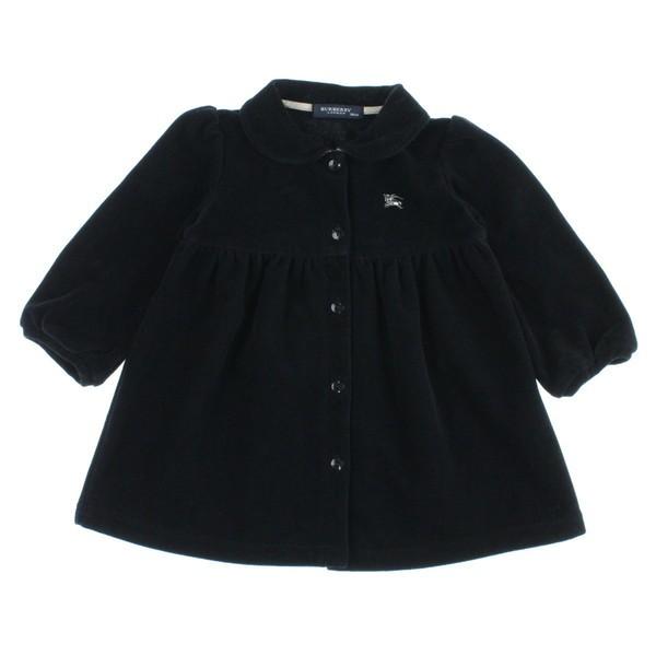 6b7210674e013 BURBERRY   バーバリー キッズ ワンピース 色:黒 サイズ:80の通販は ...
