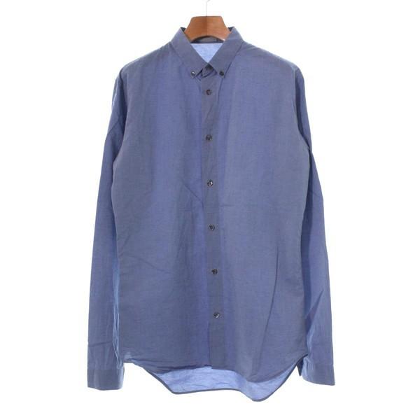 online store ee792 82217 Dior Homme / ディオールオム メンズ シャツ 色:青系 サイズ:38(S位)|au Wowma!(ワウマ)
