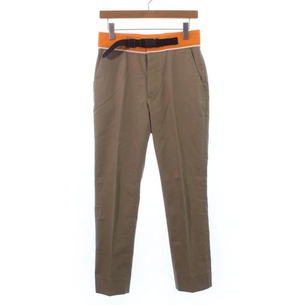 超安い品質 Margiela サイズ:44(S位) Maison / メゾンマルジェラ メンズ パンツ 色:ベージュ-パンツ・ボトムス