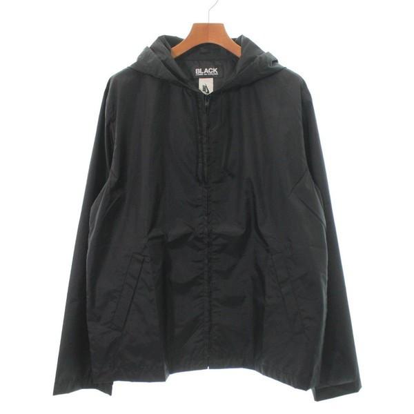 2019最新のスタイル des ブラックコムデギャルソン BLACK メンズ 色:黒 GARCONS / ブルゾン COMME サイズ:XL-ジャケット・アウター