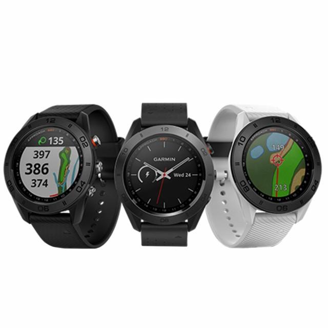 宅配便配送 ガーミン(GARMIN)ゴルフナビ アプローチ S60 GPSゴルフウォッチ Black (Men's、Lady's、Jr), GTストア bcda5fc2