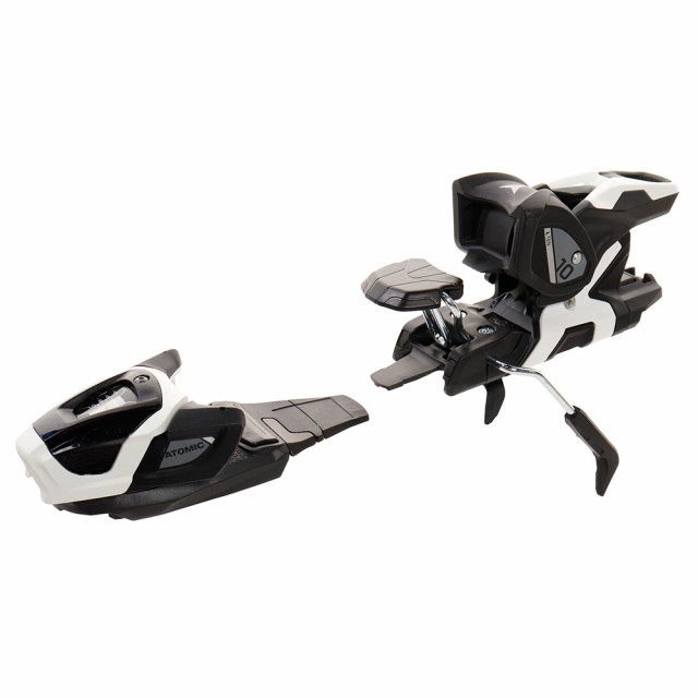 19 SMAX SX+Mer11 L8 405421 (Men's) attached to the Salomon (SALOMON) skis binding