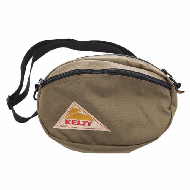 ケルティ(KELTY)オーバル ショルダーM OVAL SHOULDER M 2592047 Tan ショルダーバック (Men's、Lady's)