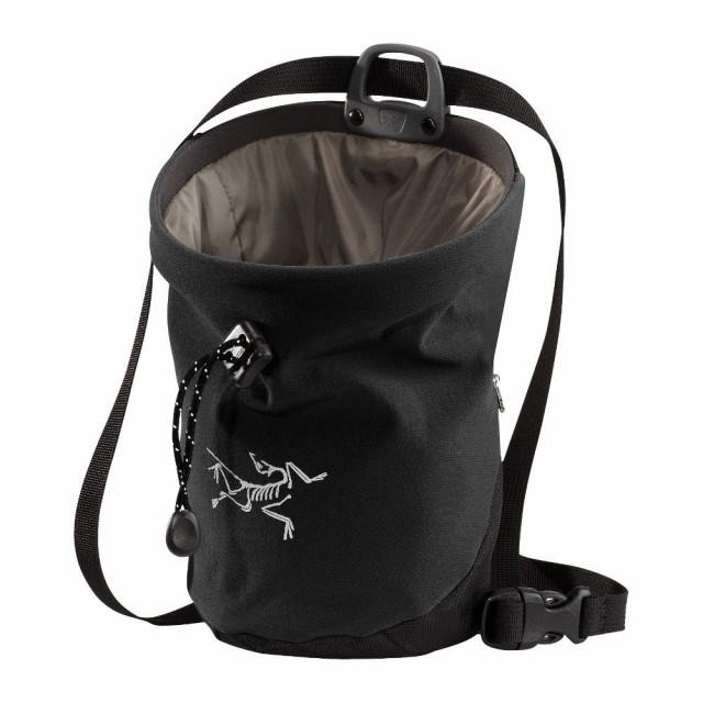 アークテリクス(ARC'TERYX)C80 Chalk Bag Black (Men's、Lady's)