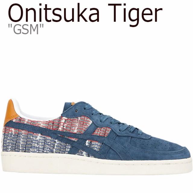 即日発送 オニツカタイガー スニーカー Onitsuka Tiger メンズ レディース GSM ジーエスエム DARK BLUE ダークブルー D8B0N-4949 シューズ, ゲーム&ホビー ケンビル Kenbill ada63f44
