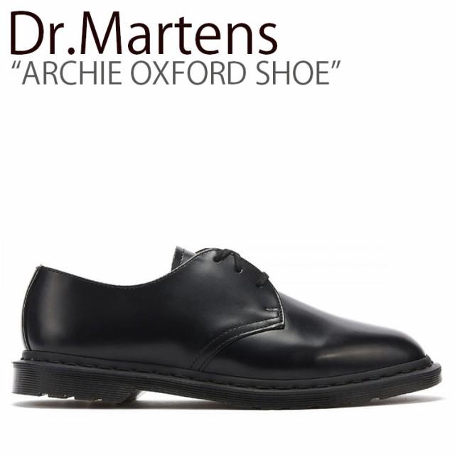 【即日発送】 ドクターマーチン SHOE スニーカー アーチー Dr.Martens ARCHIE OXFORD SHOE ブラック アーチー オックスフォード シュー BLACK ブラック 25009001 シューズ, 原宿ゼンモール:b5679d84 --- buergerverein-machern-mitte.de