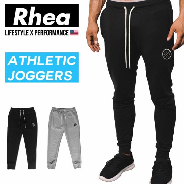 0c79b73c83772 【送料無料】 Rhea (レアー) トレーニング フィットネスウェア ジョガーパンツ スウェット ストリートワーク