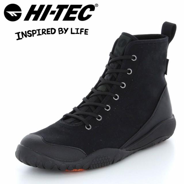 ハイテック ADU11 アマクロ HI ベンタイル スニーカー 靴 レインシューズ メンズ レディス 黒 ブラック 53340496 HI,TEC  AMACRO VENTILE au Wowma!(ワウマ)