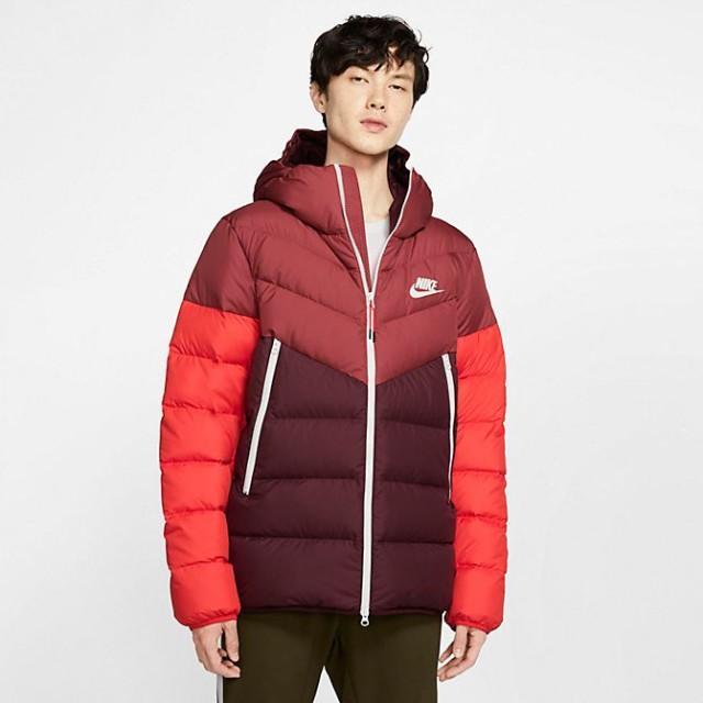 【ついに再販開始!】 ナイキ メンズ Down Nike Down Fill Windrunner Jacket ナイキ ダウンジャケット Cedar/Night Cedar/Night Maroon/Habanero Red/Sail, 十和田湖町:ac2a1771 --- 1gc.de