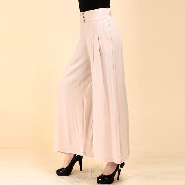 大きいサイズ ワイドパンツ リネンパンツ リネンワイドパンツ リネンパンツレディース ワイドパンツ レディース 韓国 ファッション 韓国