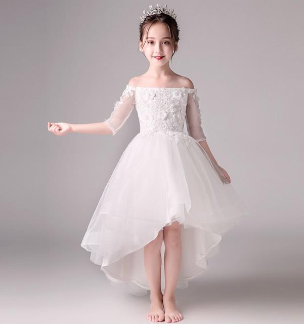 キッズ スカート ピアノ演奏会 衣装 女の子 誕生日 イブニングドレス ピアノ 発表会 結婚式ドレス リングガール 子供のドレス|au  Wowma!(ワウマ)