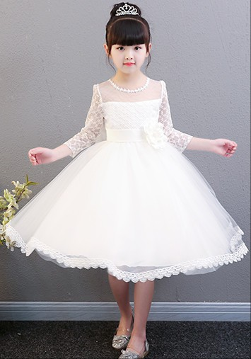 5c26fbe93b7a7 秋季 キッズ 礼服 女の子 コスチューム 誕生日 ドレス ピアノ 発表会 ドレス 子供 結婚式ドレス