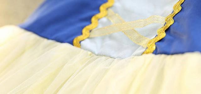f59e50f27d31e ハロウィン コスプレ 仮装 子供 キッズ 女の子 ワンピース ブルー イエロー 黄色 発表会 ピアノ 90cm 100cm 110cm