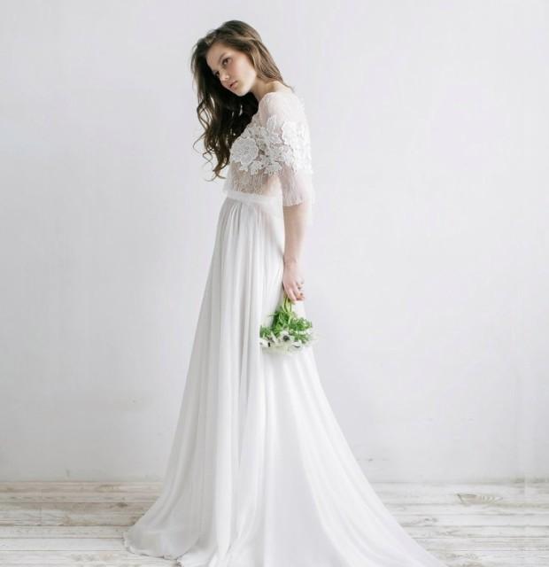 3a31f1d9d8d69 大人気 レースのフィッシュテール ウェディングドレス 白 二次会 花嫁 カラードレス 大きいサイズ ウェディング 白