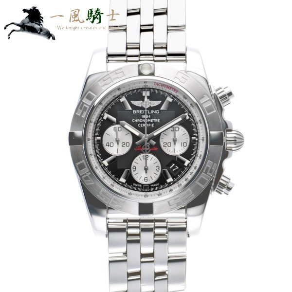豪華で新しい BREITLING ブライトリング クロノマット B01 AB0110  337483-腕時計メンズ