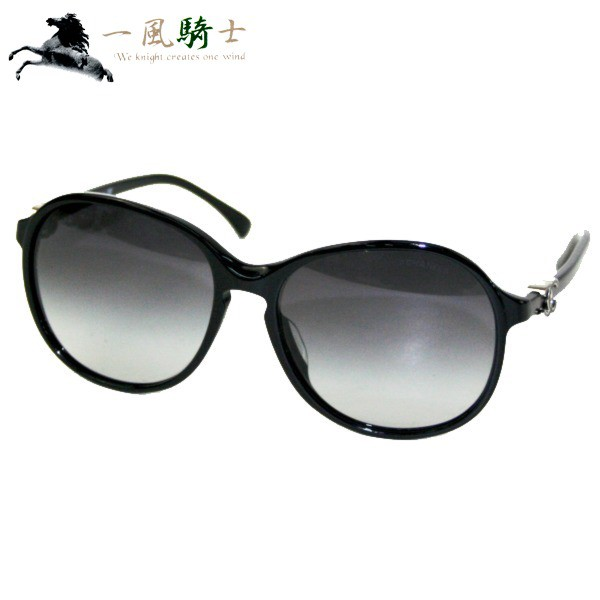 愛用 CHANEL サングラス プラスチック ブラック 5217-A  347923, パキラと観葉植物専門店 Marubun 26e44d43