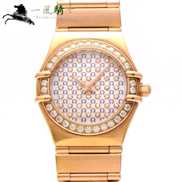 限定版 304366【】【OMEGA】【オメガ】コンステレーション ミニ-腕時計レディース